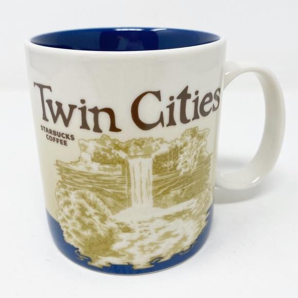 STARBUCKS Collectors Series Mug ~ Twin Cities